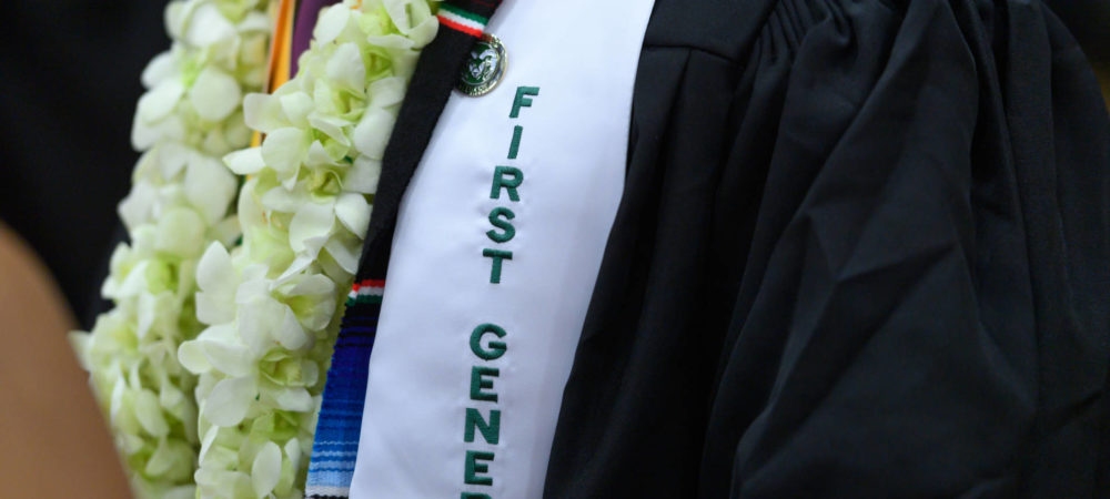 The College of Health and Human Sciences celebrates its graduates at the 2019 Spring Commencement. May 17, 2019