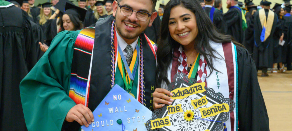 The College of Business celebrates its graduates at the 2019 Spring Commencement. May 18, 2019